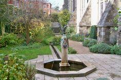 Výsledek obrázku pro medieval fountain