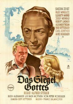 Poster zum Film: Das Siegel Gottes. 1949