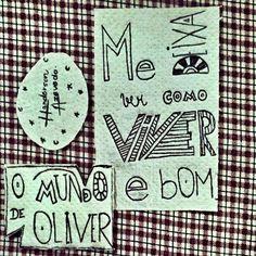 Legião Urbana por : O mundo de Oliver