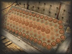 The Diary of a Rugmaker New post on my blog..come see the rug photos and updates