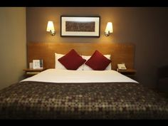 Best Western Menzies Strathmore Luton Airport - video review