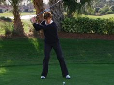 More Power Swings for Women Golfers   #golfher