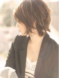 2nd room TC hair 【ティーシーヘアー】 2nd room TChair #ネオウルフショート#