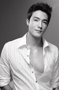 American-Korean actor Daniel Henney.  Have appreciated this piece of hotness for quite a while.