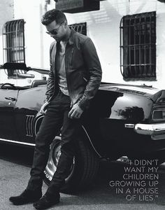Ricky Martin Covers GQ Australias Latest Issue