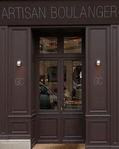 Gontran Cherrier, baker, Paris : a Parisian bakery