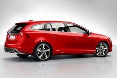 2013 New York Auto Show: Volvo V60 R-Design Wagon
