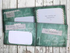 Weiteres - Freundebuch / Lehrer / Abschiedsgeschenk - ein Designerstück von ne_L_ou bei DaWanda