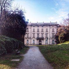 Bologna, Parco di Villa Spada - Instagram by twiperbole