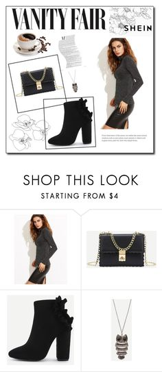 """""""SheIn 2/3"""" by dilruha ❤ liked on Polyvore featuring Vanity Fair"""