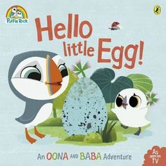Welcome to Puffin Rock - home to two young and fun puffins, Oona and Baba. Join this delightful pair as they discover their island and embark on new and exciting adventures.With beautiful and nostalgic illustrations, these characters are set to become firm preschool favourites.231mm x 239mm x 4mm32 PagesPublished 3rd March 2016