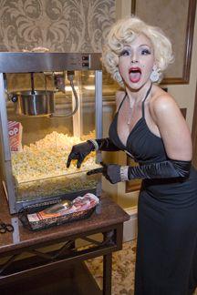 Marilyn Monroe LAs Vegas Photographer