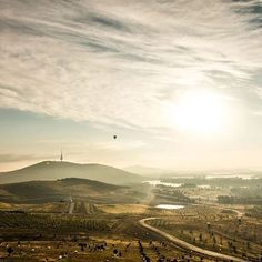 Good morning from Australia's capital! We hope your day is as beautiful as this stunning photo of the National Arboretum Canberra captured by Instagrammers @damianandsarah. #visitcanberra #seeaustralia