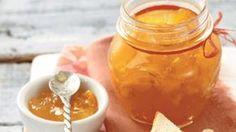 Broskyňový džem so škoricou a sherry | Recepty.sk