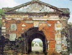 Benteng Victoria - Maluku.