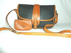 Vintage Dooney and Bourke All Weather Leather Purse