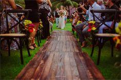 Casamento ao ar livre | Rhenyara e Giordano