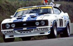 http://autopartstore.pro/AutoPartStore/ - 1970s Australian Ford muscle car in action