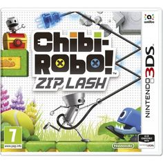 Chibi-robo! Zip Lash 3DS Game | http://gamesactions.com shares #new #latest #videogames #games for #pc #psp #ps3 #wii #xbox #nintendo #3ds