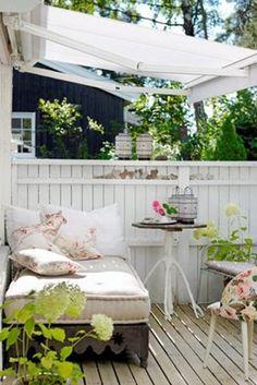 Inspiration // balcony ideas » PS by Dila | PS by Dila - Your daily inspiration