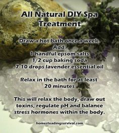 DIY Spa Treatment