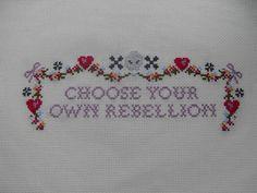 Radical Cross Stitch