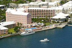 The fairmont princess Hamilton Bermuda