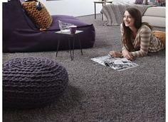 Hoogpolig tapijt - Element Aarde (veiligheid, geborgenheid, vloerbedekking)
