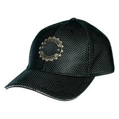The heavy duty cap is mesh for breathability during summer. Wear it proud.
