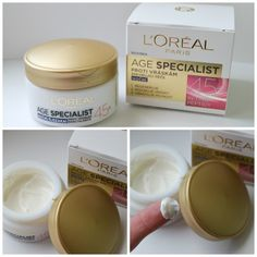 #kamzakrasou #loreal #day_cream #cosmetics #age_specialist #beauty #wrinkle #natral #new  nocny krem