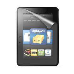 """Marware - Protector de pantalla para Kindle Fire HD 7"""" (Pack de 3), color transparente (Sólo sirve para el Kindle Fire HD 7"""" (generación anterior)) B00902SJY8 - http://www.comprartabletas.es/marware-protector-de-pantalla-para-kindle-fire-hd-7-pack-de-3-color-transparente-solo-sirve-para-el-kindle-fire-hd-7-generacion-anterior-b00902sjy8.html"""
