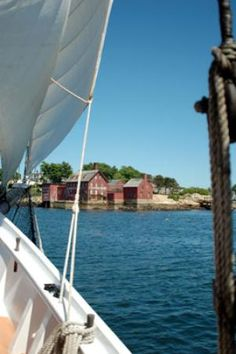 Explore the North Shore: Sail Out of Gloucester Aboard a 65-foot Schooner