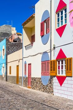Mindelo is the cultural capital of the Cape Verde archipelago. #Jetsetter