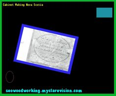 Cabinet Making Nova Scotia 185520   Woodworking Plans And Projects!