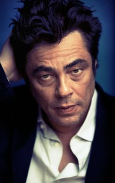 Session 084 - 002 - Benicio del Toro Source