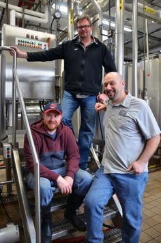 Beer lovers: Great Lakes Brewing Co. and Market Garden Brewery are collaborating! #Cleveland #Cle #Happyincle
