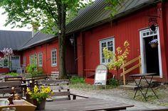 Cafe Qwensel, Turku, Finland
