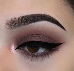 pinterest: #eye I want do this with a brown or mocha color.... @phoenixcosmeticwww.phoenixcosmetics.com
