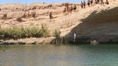 1681 Mysterious Lake Appears In The Middle Of The Desert Without Explanation