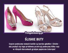 PROSTY I PRAKTYCZNY SPOSÓB NA śliskie buty