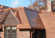3 Delicious Tips AND Tricks: Tin Roofing Rain roofing repair logo.Rib Steel Roofing metal roofing homes. Architectural Shingles Roof, Best Roofing Company, Lead Roof, Siding Options, Copper Roof, Copper Metal, Copper Gutters, Fibreglass Roof, Roof Installation