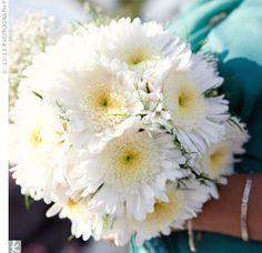 Daisy Bridesmaid Bouquet