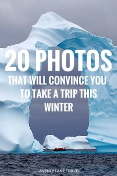 20 Photos That Will Convince You Winter Is The Best Time To Travel!  www.avenlylanetravel.com