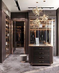 Modern Classic Interior, Best Interior, Luxury Interior, Modern Luxury, Dream Home Design, House Design, Wadrobe Design, Interior Design And Construction, Wardrobe Design Bedroom