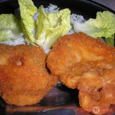 Rántott velő Tandoori Chicken, Meat, Ethnic Recipes, Food, Essen, Meals, Yemek, Eten