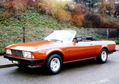 Monteverdi Sierra Cabrio '1978 Cabriolet, Convertible, Automobile, Monteverde, Vehicles, Vans, Concept, Beautiful, Cars