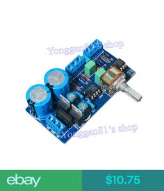 NE5532 Pre-amps HiFi Audio Subwoofer Low-pass Filter Pre-Amplifiers