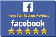 Buy Facebook Page Star Ratings Reviews