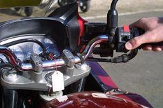 Démarreur de moto électrique
