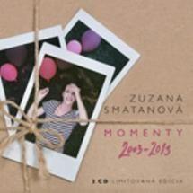 #ZuzanaSmatanova #MomentyLimitovanaEdicia